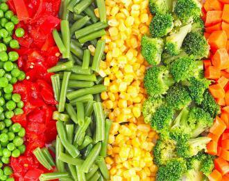 Как выбирать замороженные овощи