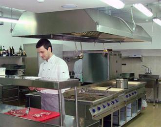 Продукты питания для кухни в гостиницах