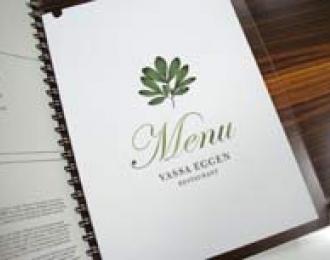 Разновидности меню и типы ресторанной кухни