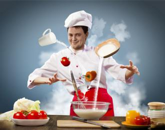 Рекомендации для работников кухни в ресторанах и гостиницах