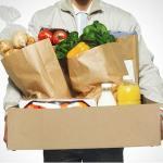 Опубликована новая статья об истории развития услуги по доставке продуктов питания