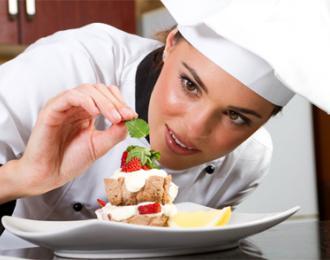 Рабочие должности на ресторанной кухне