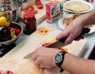 Способы приготовления пищи из продуктов питания