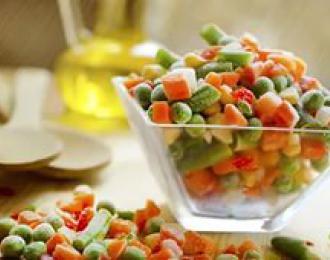 Замороженные овощи - польза или вред